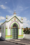 Small church. Named imperio in Pico island, Azores Stock Photography