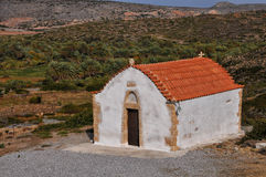 Small church Stock Photography