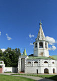 Small church. A small ancient church is located in the town of Suzdal, Russia Royalty Free Stock Photos
