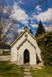 Small church in Arrowtown ,New Zealand Royalty Free Stock Photography