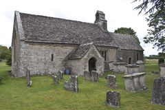 Small church based in gloucestershire Stock Photos