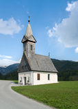 Small Church Chapel Stock Photo