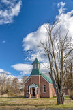 Small church in the country Royalty Free Stock Photos