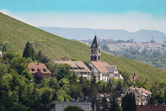 Free Small Church In Stuttgart Royalty Free Stock Images - 862759