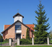 Small church. Stock Photography