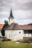 Small Church in Upper Austria Royalty Free Stock Photos