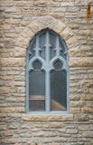 Small Church Window Royalty Free Stock Photography