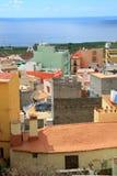 Small city Royalty Free Stock Photos