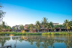 The City Of Hoi An royalty free stock images