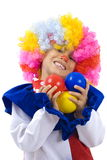 Small Clown Stock Image