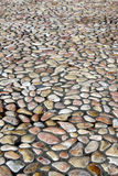Small Cobblestone Pattern. Background Royalty Free Stock Photo