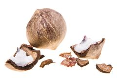 Small coconut Stock Photos