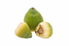 The small coconuts Stock Images