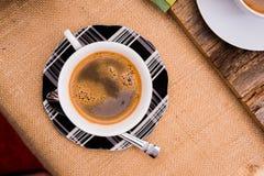Small Coffee Break Stock Photo