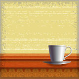Small coffee cup Royalty Free Stock Photo
