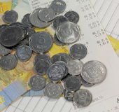 Small coin Stock Image