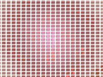 Small colored squares (shaded) Royalty Free Stock Image