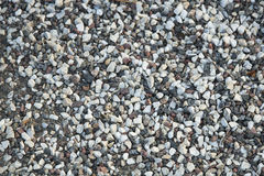 Small colored stones background Stock Image
