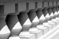 Small columns Royalty Free Stock Image