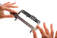 Small competition Royalty Free Stock Image