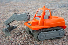 Small construction toy Royalty Free Stock Photo