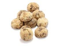 Small cookie chocolate Stock Photo