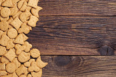 Small cookies Royalty Free Stock Image