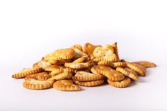Small cookies Stock Images