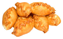 Small Cornish Pasties Stock Photo