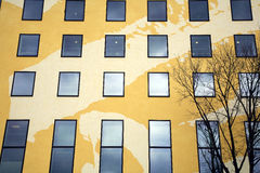 Small corporate Berlin. Small business building - Berlin, Germany Stock Photos