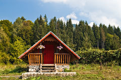Small cottage Royalty Free Stock Image