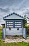 Small cottage near the seaside, Royalty Free Stock Photos