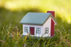 The small cottage Royalty Free Stock Images