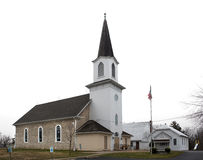 Small country church Royalty Free Stock Photo