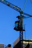 Small crane Royalty Free Stock Photography
