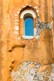Small cretan village Kavros in Crete  island, Greece. Royalty Free Stock Image