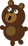 Small, cute bear. Stock Photos