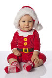 Small cute santa Stock Image
