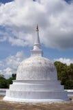 Small dagoba. Small old dagoba in Anuradhapura, Sri Lanka Royalty Free Stock Photos