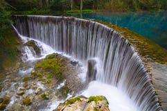 Small dams Stock Photos