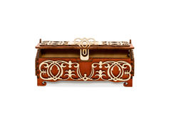 Small decorative box Stock Images