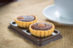 Small dessert pastries Royalty Free Stock Image