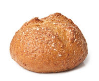 Small dietary grain bun Royalty Free Stock Photo