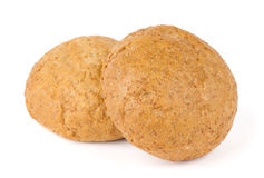 Small dietary grain bun Stock Photography