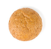 Small dietary grain bun Stock Photo