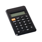 Small digital calculator Stock Photos