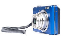 Small Digital Camera royalty free stock photos