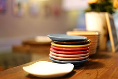 Small dish Royalty Free Stock Photos