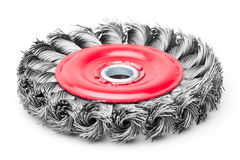 Small Disk Brush Royalty Free Stock Photo