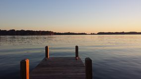 Small Dock 2 Stock Photography